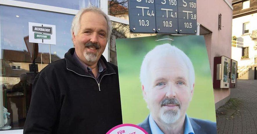 Bürgermeisterwahl Mühltal